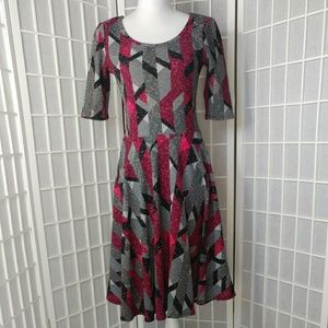 [LulaRoe] Amelia dress